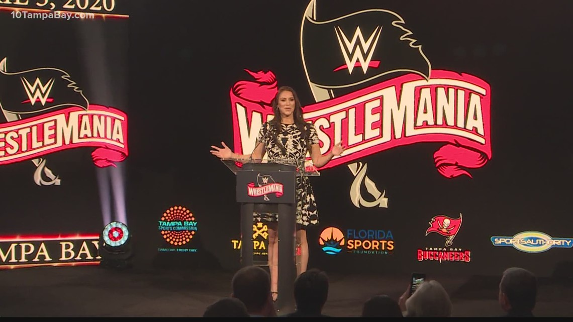 WrestleMania 37 heading to Tampa in 2021