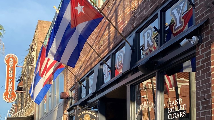 Ybor City shows Tampa's Cuban roots, serves as reminder to continue fight for freedom