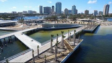 First vendors announced for St. Pete Pier as city decides if visitors can carry alcohol on the pier