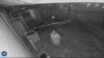Surveillance video catches accused Ybor City peeping Tom