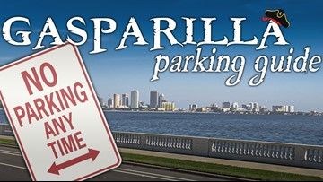 Gasparilla 2020: Where to park and go to the bathroom