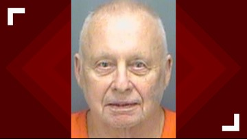 76-year-old man held wife captive for 4 days, Pinellas deputies say