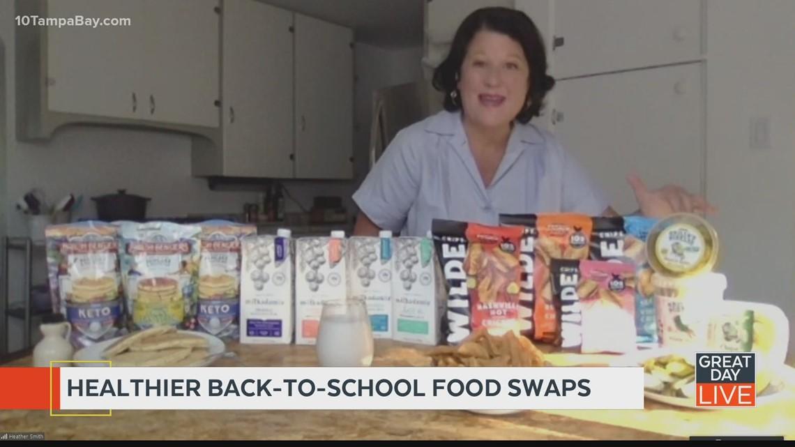 Smart snacks for your smart kids