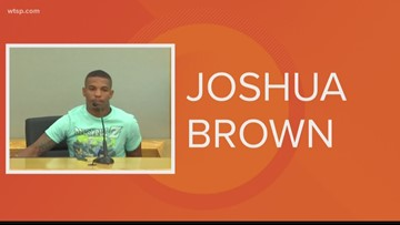 Former USF football player Joshua Brown, a witness in the Amber Guyger trial, shot and killed