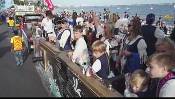 Gasparilla Children's Parade kicks off Gasparilla season in Tampa