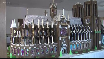 Wow Moments: Notre Dame Cathedral for the holidays and big bonus given to employees