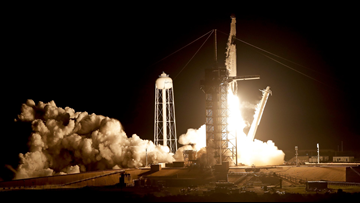 SpaceX Falcon 9 launch attempt again set for Thursday
