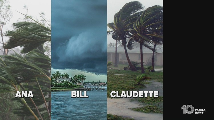 Tropical systems used to only have female names. Here's why.