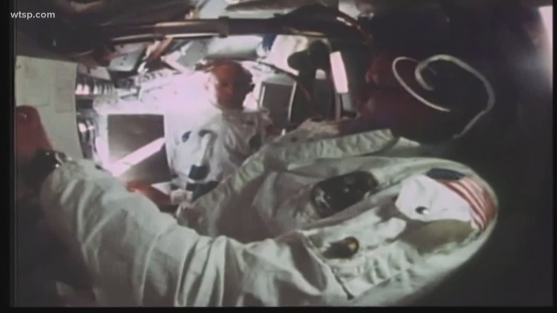 See, hear, smell Apollo 11 mission at MOSI 'One Small Step' exhibit