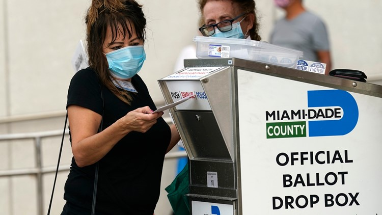 Florida elections officials to politicians: 'Tone down the rhetoric and stand up for our democracy'