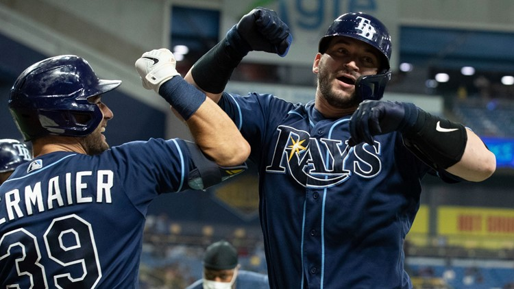 Rays extend division lead with 5-2 over Detroit