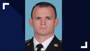Florida soldier dies in 'freak accident' while skydiving