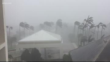 1 year ago today: Hurricane Irma made landfall