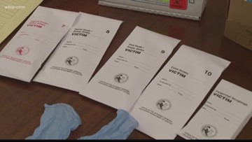 FDLE says Florida's rape kit backlog cleared 'for all intents and purposes'