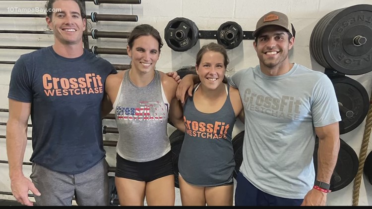 Largo fitness team headed to CrossFit Games