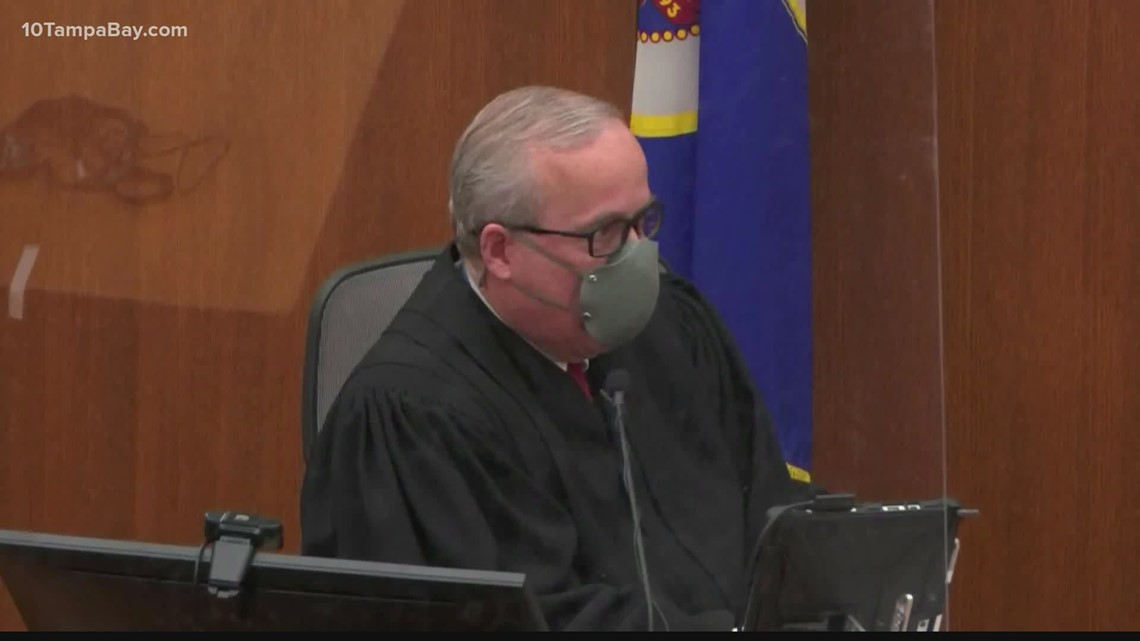 Ex-officer Derek Chauvin trial jury selection continues after 2 seated jurors dismissed