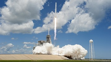 SpaceX launch of Falcon 9 rocket rescheduled, next attempt set for Thursday