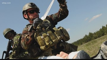 What does it take to be in special operations?