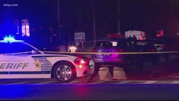 2 people dead, 2 injured after shooting in Tampa mobile home park