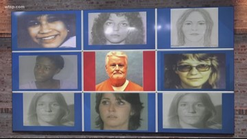 Serial killer Bobby Joe Long terrorized the Tampa Bay area, leaving a trail of bodies
