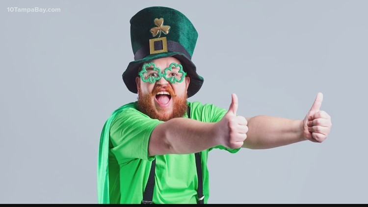 Why do we wear green on St. Patrick's Day?