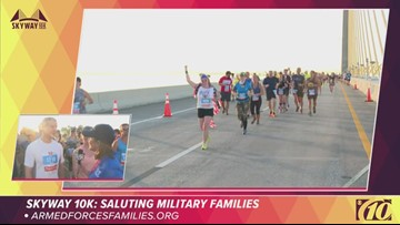 More than 8,000 runners set to tackle Skyway 10K | 10News WTSP