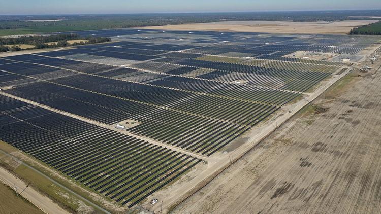 SPONSORED: Duke Energy's Hamilton Solar Power Plant opens in Florida, providing more carbon-free energy