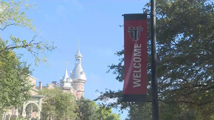University of Tampa No. 1 safest campus in Florida, according to report