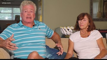 Bradenton couple remembers being trapped in the Bahamas during Dorian