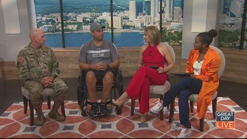 2019 Warrior Games in Tampa Bay