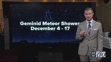 Beyond the Headline: Geminid meteor shower is coming to a sky near you