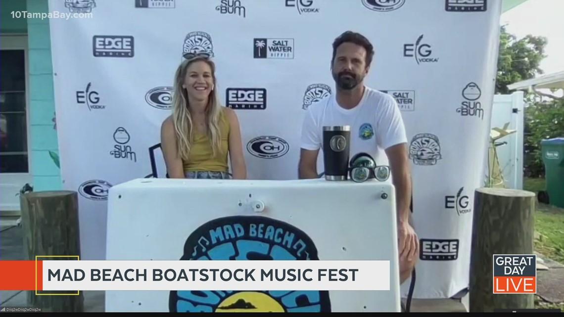 Mad Beach Boat Stock 2021
