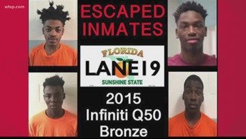 4 teens escape from Florida juvenile facility | 10News WTSP