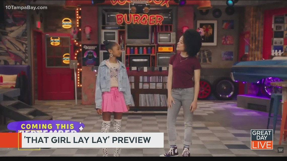 'That Girl Lay Lay Preview'