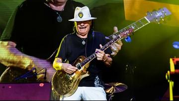 Santana kicks off Al Lang Live Concert Series this week