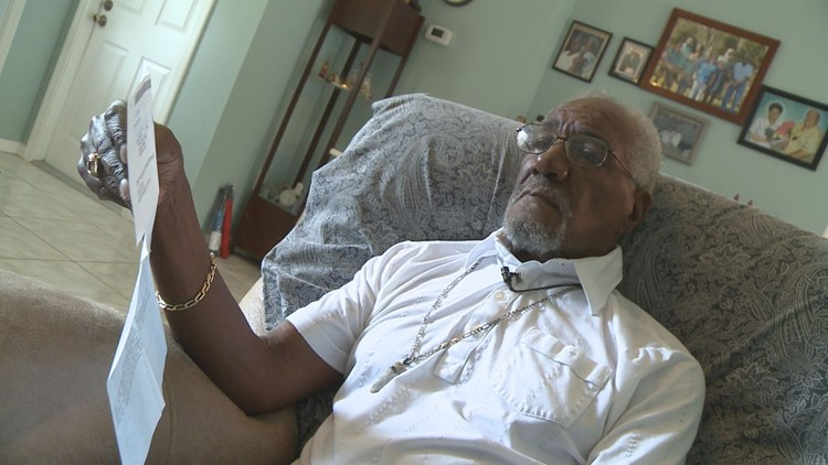 Turn to 10: St. Petersburg veteran gets a $2,700 water bill. In shock, he called us