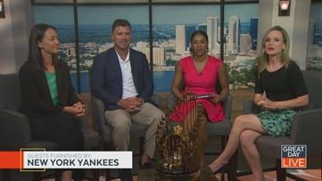 Yankees celebrate milestone