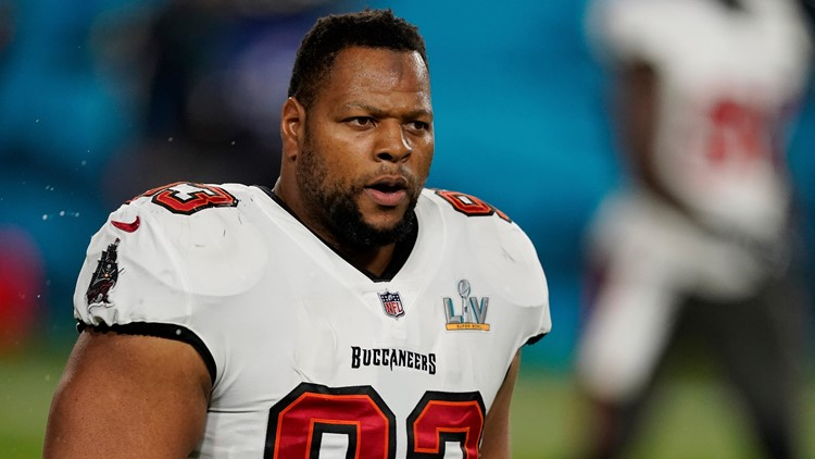 Ndamukong Suh wants a 2nd Super Bowl ring: 'I think there are a lot of ways we can get better'