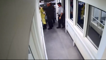 Sheriff's office release video of deputies allegedly trying to humiliate inmates