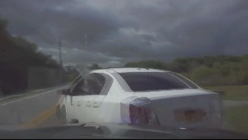FHP: 3 naked women 'air drying' at a Florida rest stop send