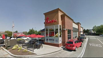 """""""Well ... this is awkward"""" 