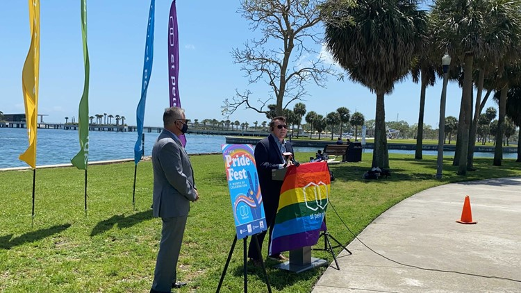 St. Pete Pride reveals schedule for 'scaled down' 2021 events