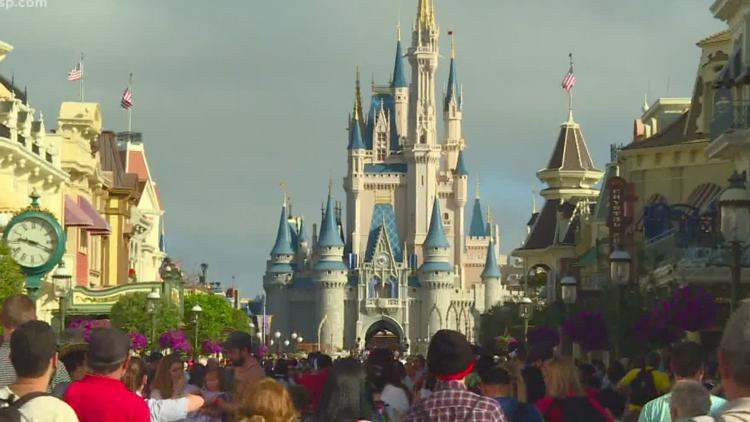 Disney allows workers to show off tattoos, wear gender-neutral costumes