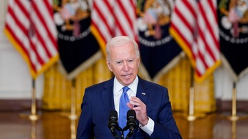 Biden says DeSantis, other Republican governors are undermining COVID response