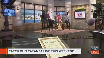 Getting to know Duo Catanza