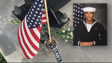 'Everything I do now is going to be for him': Lakewood High remembers sailor