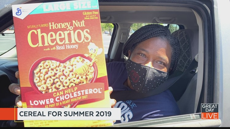 Cereal for Summer