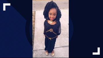 After a fight for her life, police say girl shot by mother's boyfriend dies