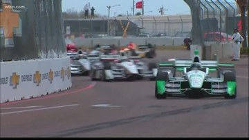 Start your engines! The Firestone Grand Prix of St. Petersburg is this weekend