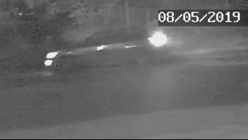 Police looking for car involved in deadly hit-and-run crash